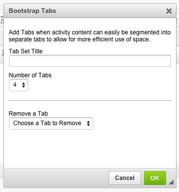 Bootstrap Tabs | CKEditor com