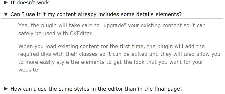 Plugins   Page 10   CKEditor com