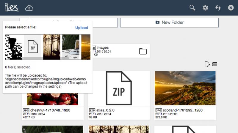Image Uploader and Browser for CKEditor | CKEditor com