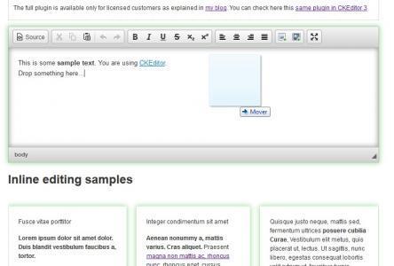 SimpleUploads (file and images upload options) | CKEditor com