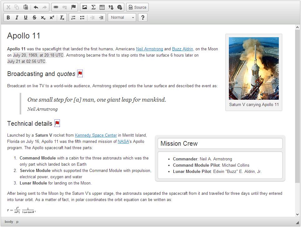 Widgets - CKEditor 4 Documentation